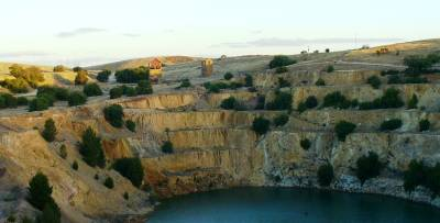 Kupfermiene