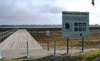 Lake Wallace