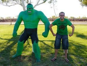 Hulk und Co.